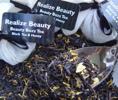 realize beauty small tea