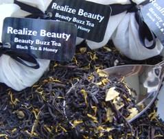 realize beauty small tea
