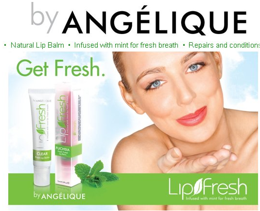 angelique lipfresh