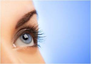 eye picture from stockphoto