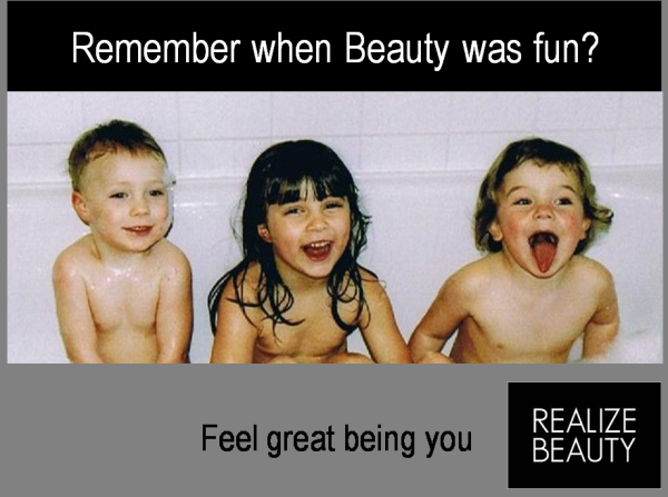 remember when beauty was fun