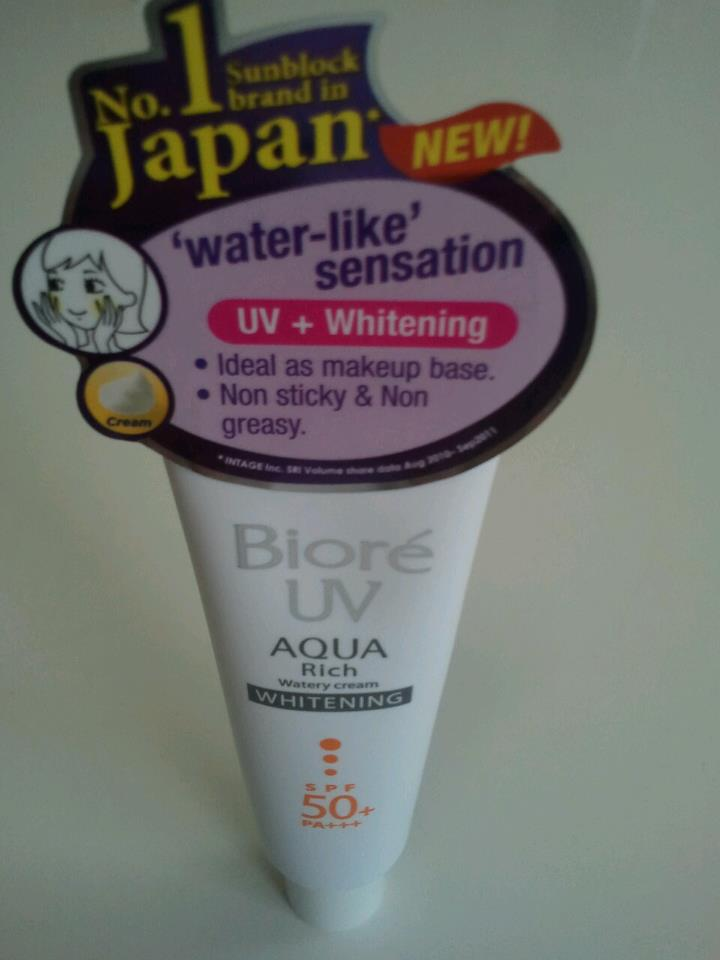 Big in Japan – Zinc based sunscreens with a twist
