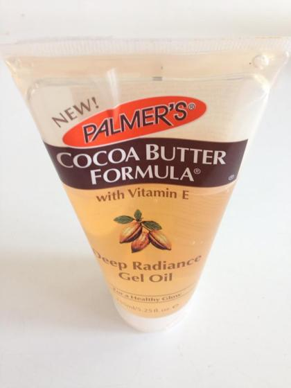 Cocoa Butter Gel