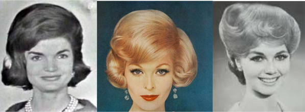 hair stypes of 1960s
