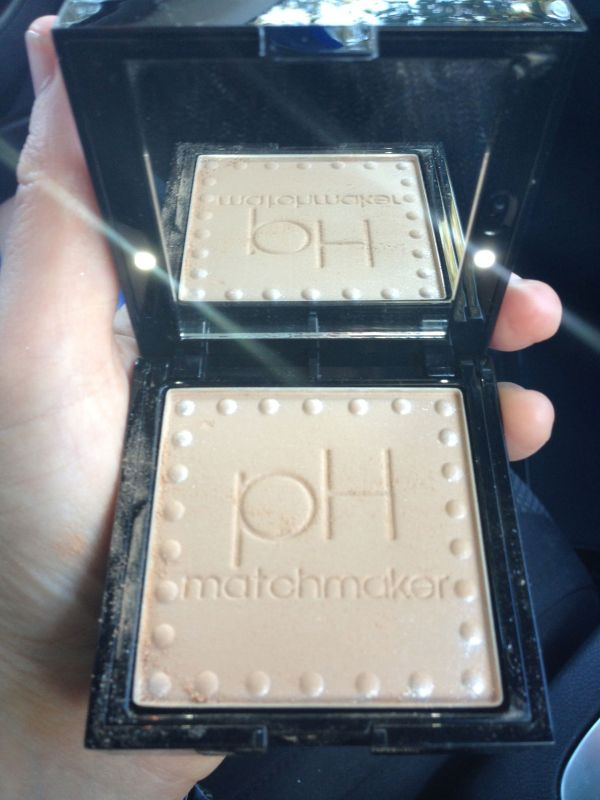 pH matchmaker