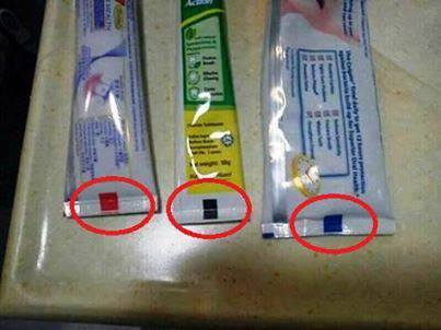 Toothpaste con