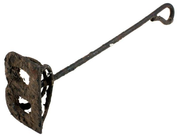 What good is a branding iron without a cow?