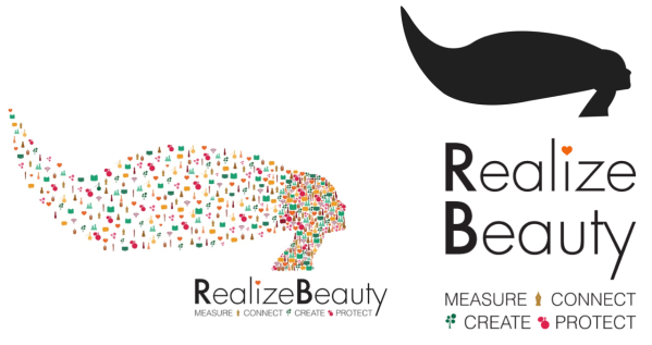 Realize Beauty Logos for blog
