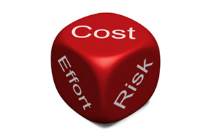 cost-risk-die