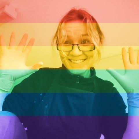 Rainbow me