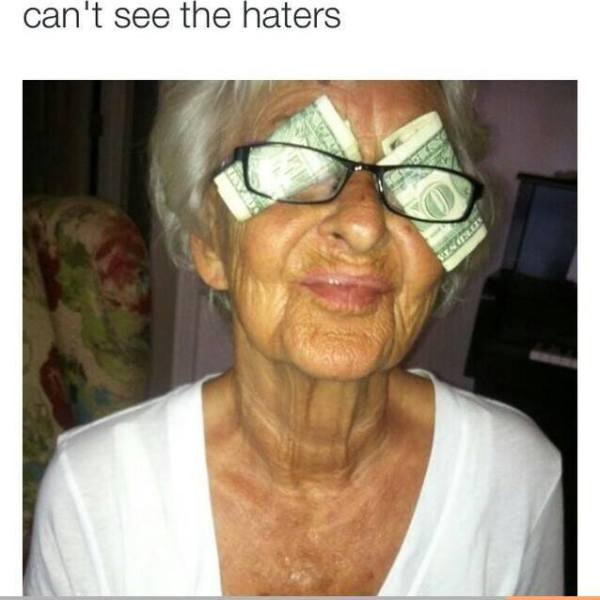 blocking haters