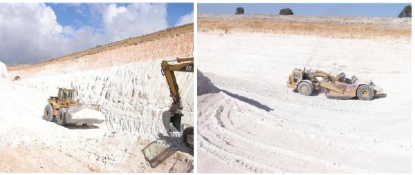 Kaolin mining Western Australia
